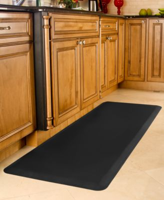wellnessmats 6 x 2 anti fatigue comfort mat kitchen gadgets rh macys com