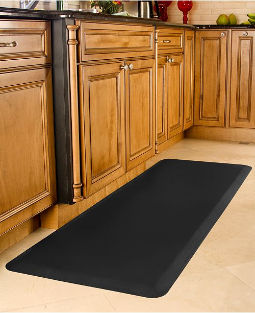 WellnessMats 6\' x 2\' Anti-Fatigue Comfort Mat - Kitchen Gadgets ...