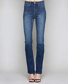 Vervet Slim Bootcut High Rise Jeans
