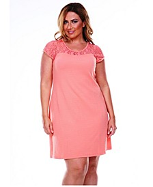 Women's Plus Size Pelagia Dress