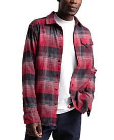 The North Face Men's Stayside Standard-Fit Plaid Chamois Shirt