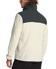 Men's TKA Glacier Quarter-Zip Fleece