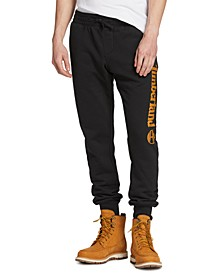Men's Core Regular-Fit Logo-Print Sweatpants