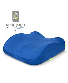 Sleep Yoga GO Memory Foam Oversized Seat Cushion - One Size Fits All