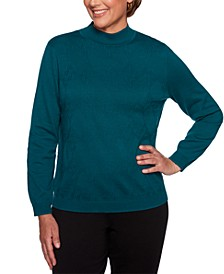 Classics Mock-Neck Sweater