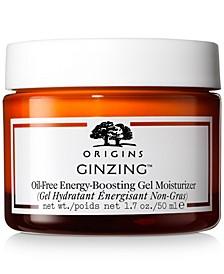 GinZing Oil-Free Energy-Boosting Gel Moisturizer, 1.7-oz.