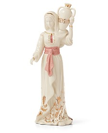 Lenox First Blessing Nativity Woman with Water Jug