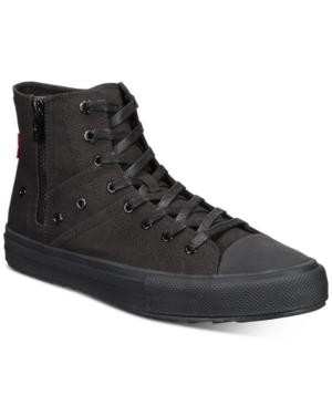Levi's Sneakers MEN'S ZIP EX L HIGH-TOP SNEAKERS MEN'S SHOES