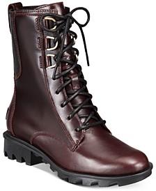 Women's Phoenix Lace-Up Boots