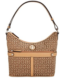 Annabelle Signature Hobo, Created for Macy's