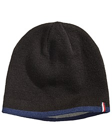 Men's Back Bay Tipped Reversible Beanie