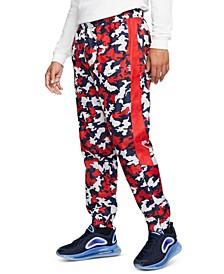 Men's Sportswear Camo Track Pants