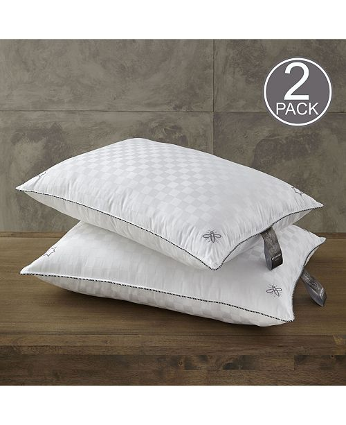 Rio Home Fashions 2 Pack BEHRENS England 500TC Manchester Sleep Pillow Collection