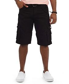"""X-Ray Double Pocket 12.5"""" Cargo Shorts"""