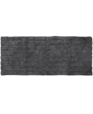 "Image of Affinity Linens Eco-Friendly Cotton Soft and Absorbent 22"" x 60"" Bath Rug Bedding"