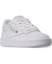 Women's Club C 85 Casual Sneakers from Finish Line