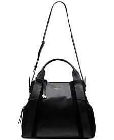 Radley London Grab Multiway Leather Satchel