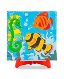 Canvas Painting Set - Animals