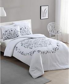 Lauren 3-Pc. King Comforter Set