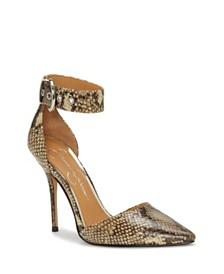 Jessica Simpson Waldin Two Piece Pumps
