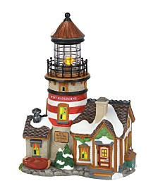 Dept 56 West Haberdine Lighthouse