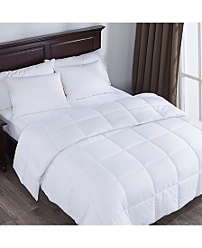 Puredown Down Alternative Comforter with Edge King