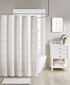 "Decor Studio Renwick 70"" x 72"" Shower Curtain"