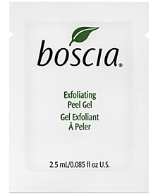 Receive a Free Exfoliating Peel Gel, 2.5ml Packette with any purchase
