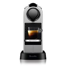 Nespresso by Breville CitZ Silver Espresso Machine