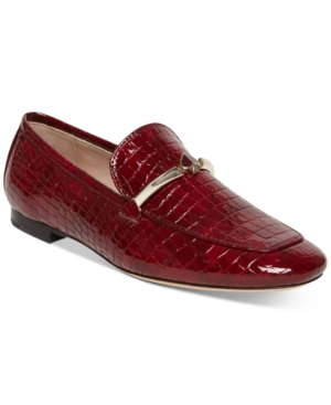 Kate Spade Lana Loafer In Wine