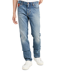 Tommy Hilfiger Denim Men's Slim-Fit Stretch Jagger Jeans, Created for Macy's