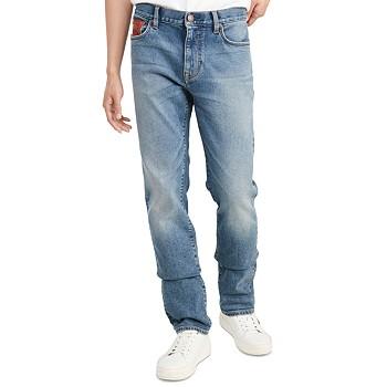 Tommy Hilfiger Denim Men's Slim-Fit Stretch Jagger Jeans