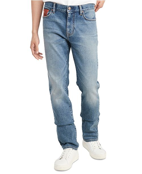 Tommy Hilfiger Men's Slim-Fit Stretch Jagger Jeans, Created for Macy's