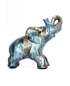 "Heather Ann Creations India Collection 8"" Elephant Decor"