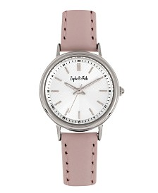 Sophie and Freda Berlin Genuine Leather Watches, 26mm