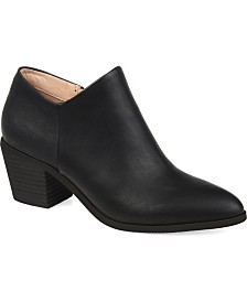 Journee Collection Women's Adison Booties