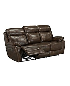"Edmond 89"" Power Motion Reclining Sofa"
