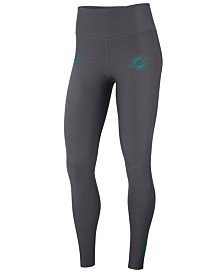 Nike Women's Miami Dolphins Core Power Tights
