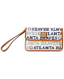 Dooney & Bourke Atlanta Braves Milly Wristlet