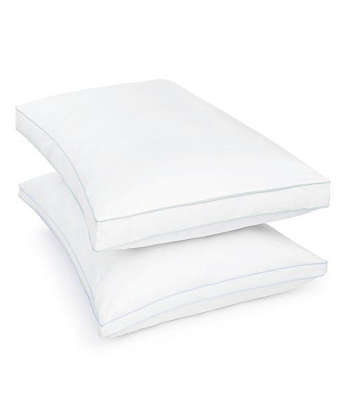 Charter Club Gusset Pillow Collection, Created for Macy's