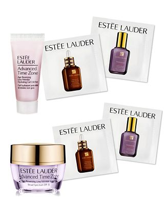 Receive a FREE Skin Care Trio with $50 Estée Lauder purchase