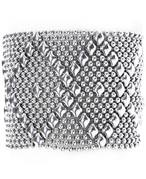 """SG Liquid Metal B10 Silver Mesh Bracelet in 7"""", 7 1/2"""" or 8"""""""