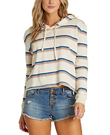 Billabong Juniors' Short Story Cropped Hoodie