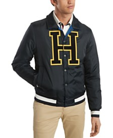 Tommy Hilfiger Men's Pete Reversible H Logo Jacket, Created for Macy's