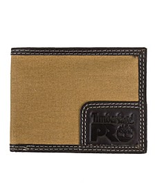 Whitney Canvas Billfold Wallet