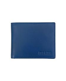 Steve Madden Smooth Bright Billfold Wallet