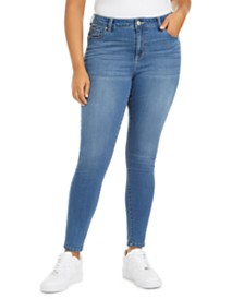 Celebrity Pink Plus Size Walker Skinny Jeans