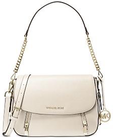 Michael Michael Kors Bedford Legacy Leather Flap Shoulder Bag
