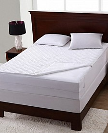 Zip-Off Top Queen Mattress Protector