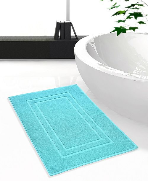 Sch 2 Pc Cotton Bath Mat